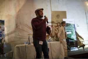 Michael Martinez, Executive Director of LA Compost