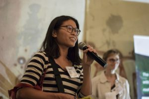 Rae Chen Huang Executive Director from Give Urban Farms
