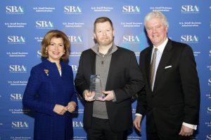 GVD Corp Tibbetts Award 2016