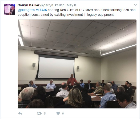 Darryn Keiller roundtable