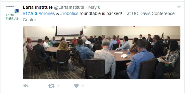 Drones & Robotics Roundtable