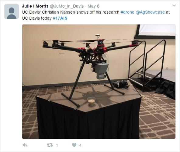 Julie Morris Drone