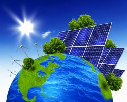climate change renewable green energy fossil fuels sustainable development solar wind greenhouse gas